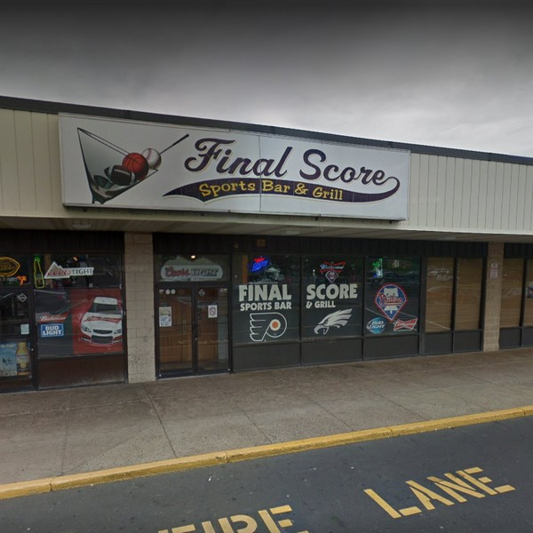 Inspection Final Score Sports Bar & Grill in Bensalem; Evidence of roach activity, Wings and egg rolls were measured at unsafe temperatures