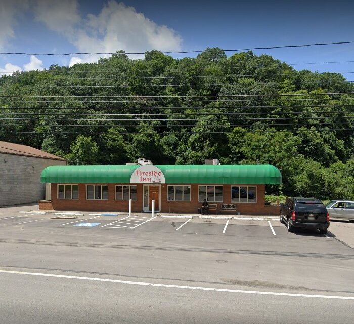 """Inspection Fireside Inn in Robinson TWP Allegheny; Biofilm found accumulating inside """"low"""" cooler and  walls inside of the walk in cooler"""