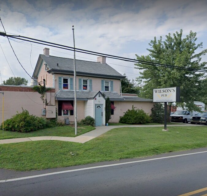 """Wilson's Pub Feasterville-Trevose fouls inspection; """"…no employees were wearing a face covering at the bar or in the kitchen."""""""