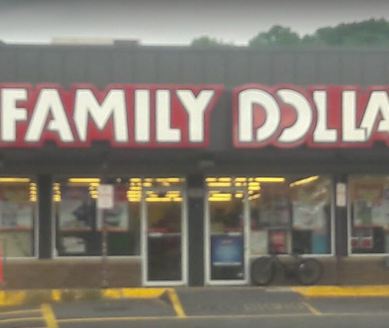 "Easton Family Dollar fumbles inspection; ""A live mouse was observed in the receiving area of the store and mouse droppings were also observed in this area"""