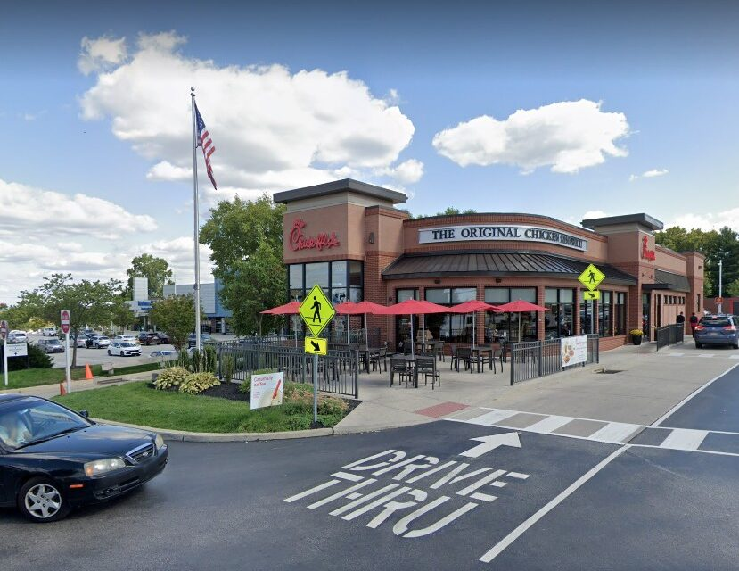 Chick-Fil-A King of Prussia fouls inspection; Hand wash sinks in restrooms lacking hot water available under pressure. Facility has 24 hours to repair