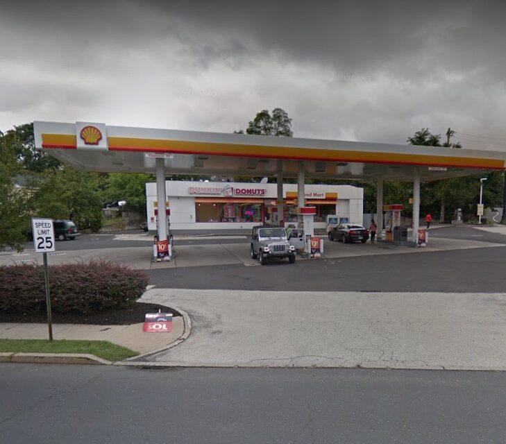 Shell Mini Mart – Dunkin Donuts in Ambler complaint inspection; 6 violations,  black moldlike growth observed along interior of ice machine
