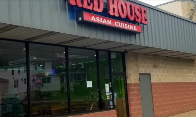 21 violations for Red House Asian in Glenside; Drying fish on wire above food prep table, Dead rodent, 14 times repeat violation- Rodent-like droppings observed on perimeter flooring throughout facility