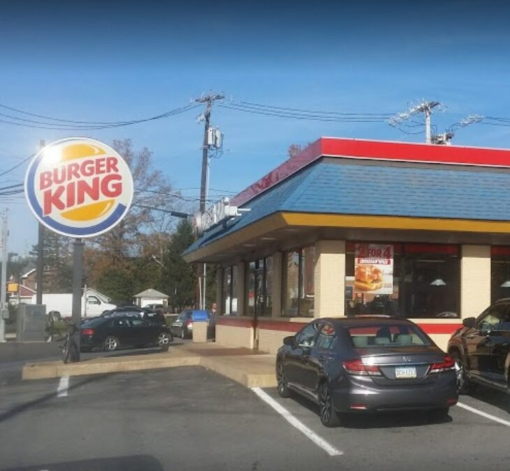 Inspection at Coopersburg Burger King finds latest 2 (two) copies of frozen dessert test results show extremely high levels of coliforms and aerobic counts