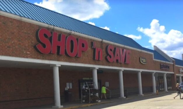 West Mifflin Shop 'n Save inspection; small decomposed mouse was found in cooler, Globe Slicer has accumulated food debris present
