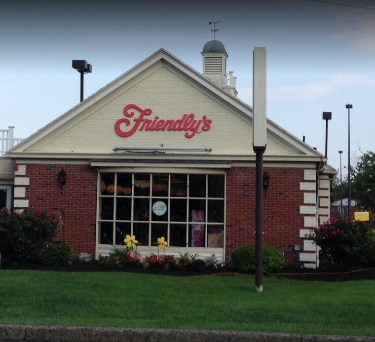 Bucks Health dings Morrisville Friendly's for rodent droppings on the dry storage shelves, 6 violations