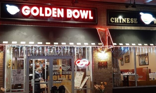 Golden Bowl in Armdore fouls 9th inspection since February 2018; 11 violations, proper date marking lacking on prepared food items in secondary food containers or packaging in cold units throughout
