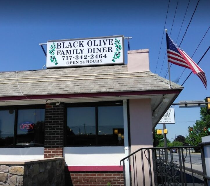 Black Olive Family Diner in Columbia hit with 17 violations; pink residue on deflector plate of ice maker; roast beef, chipped beef, soups, tuna salad, chicken wings not date-marked