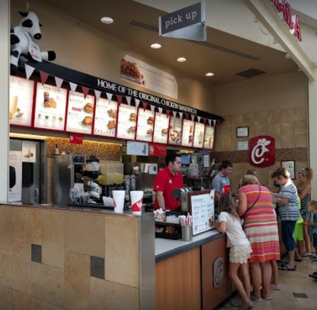 Live and dead roaches found in Exton Square Chick-fil-A during inspection, fails 3rd inspection in 8 days