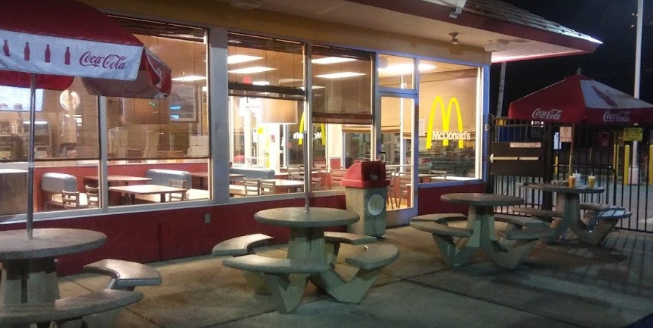 """""""Black filth, pink slime"""" South Greensburg McDonalds ordered to use bagged ice following inspection, stop using ice machine"""