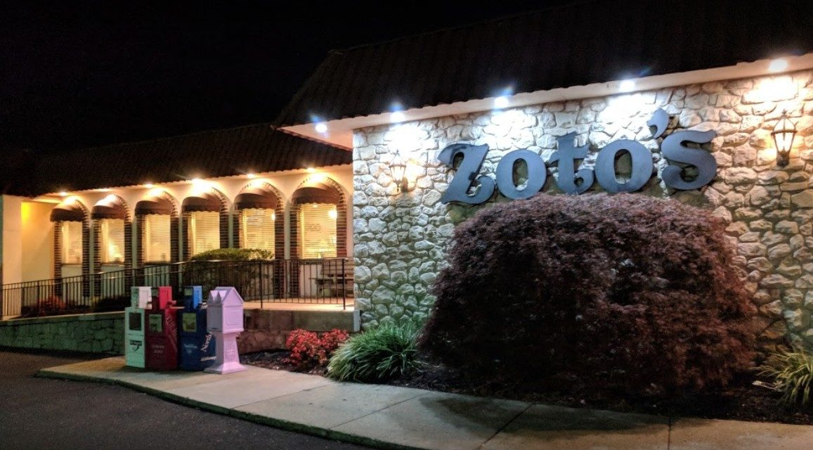 "23 violations, Zoto's Diner flops every inspection since November 2016, ""pink and black mold-like"" in ice machine; 6 times repeat violation"