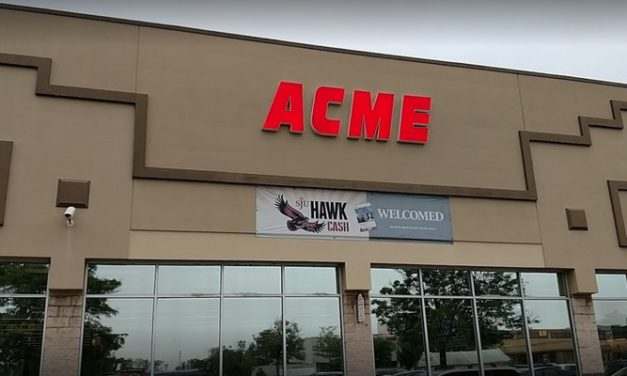 Rodent droppings found during inspection of Acme in Bala Cynwyd, 5 violations