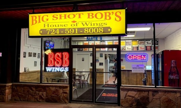 "10 violations at Big Shot Bob's restaurant inspection in Cranberry Township, ""Bad odor apparently coming from grease traps"""