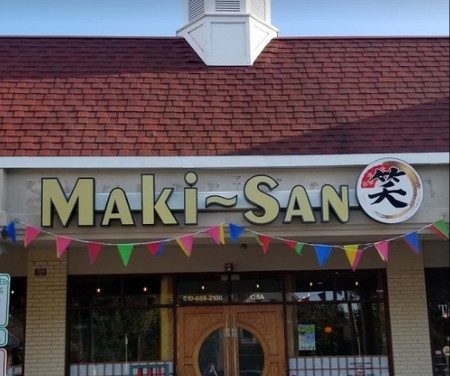 30 inspection violations, roach like insects rodent droppings throughout facility; Health Department threatens legal action for Maki San in Bala