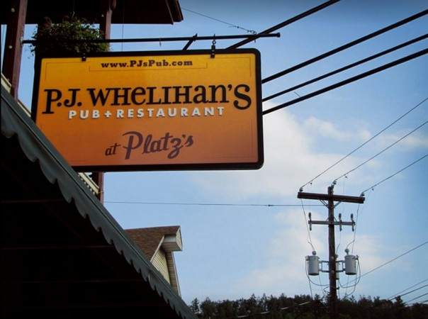 """16 inspection violations for PJ Whelihan's Pub at Platz's in Lehighton; """"Observed old mouse droppings too numerous to count"""""""