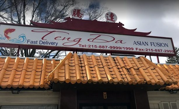 "Jenkintown's Teng Da Asian Fusion fails inspection; ""Rodent like droppings observed in ware wash room on floor and on top of ware wash machine"""