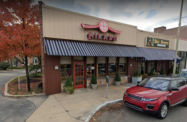 Mice and roaches found during inspection at Ardmore's Thai Pepper Mikado Restaurant, total of 11 violations