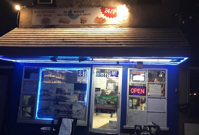 15 violations cited at Blue Moon Deli and Halal in Pottstown; blocking hand sink, no soap, slicer unclean, interior of microwave unclean, cutting board on bain marie unclean