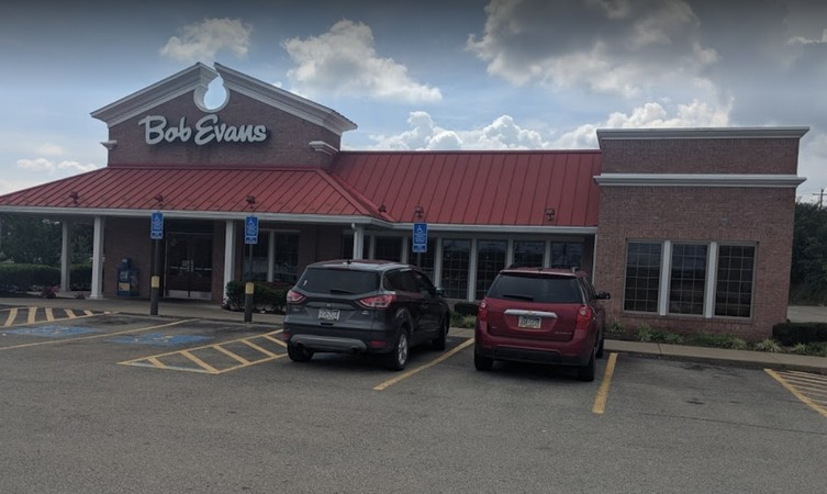 Bob Evans in Uniontown fails inspection; no dish soap at restaurant, employee sent to store, old encrusted food residue on vegetable chopper