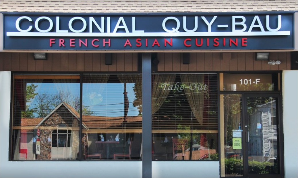 Dead roaches, rodent like droppings found at Colonial Quy-Bau Restaurant in Willow Grove; 3 time repeat violations for both