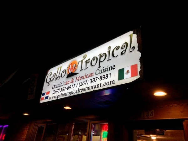 Gallo Tropical in Hatboro slapped with 17 violations; skipping sanitizing step in washing wares