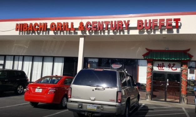 """""""Black filth, pink slime observed on the interior of the ice machines"""" Easton's Hibachi Grill & Century Buffet Restaurant ordered to stop using ice machine at inspection"""