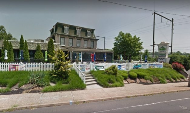 Langhorne's Irish Rover Station House; mold-like substance is beginning to form in ice machine, dishwasher not sanitizing