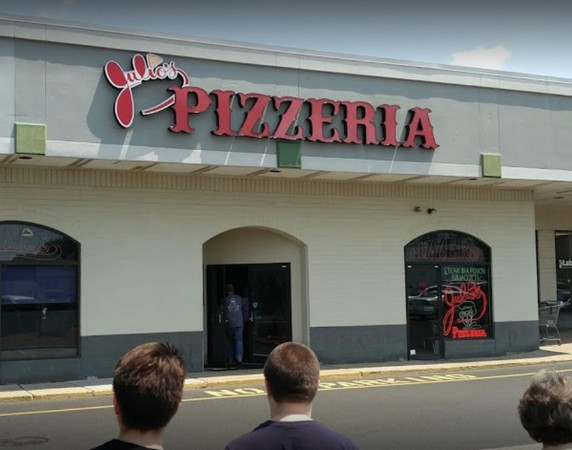"""""""Slime is accumulating on the interior of the ice machine"""" at Julio's Pizzeria in Fairless Hills says Bucks County Health Department; fails restaurant inspection"""