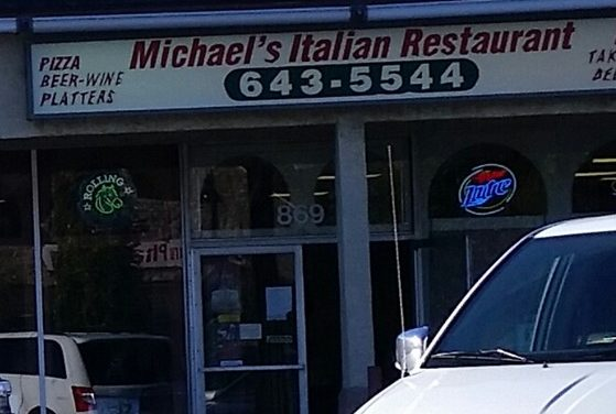 Health Department; Rodent-like droppings observed throughout back of Ambler's Michael's Italian Restaurant & Deli