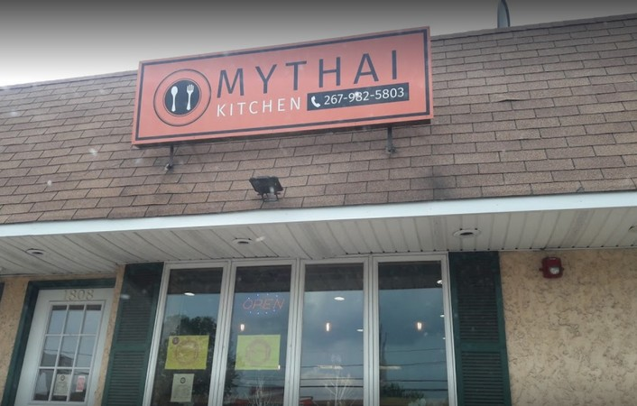 """My Thai Restaurant in Feasterville hit by Bucks Health Dept for """"food products and single use containers sitting under the sewer line pipe"""""""