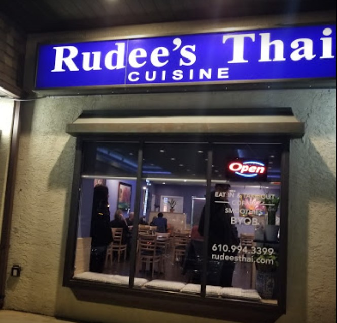 Roach-like insect found at Rudees Thai Cuisine in Wynnewood, 15 violations says Health Department
