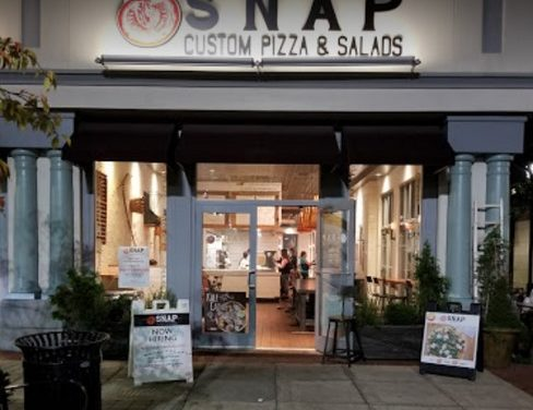 Exton's Snap Custom Pizza fails third inspection in a year'; Walk-in floors are unclean with food debris and dirt present, plastic dough trays are unclean