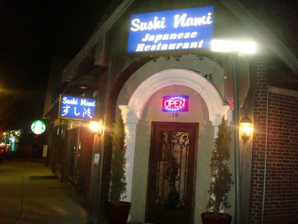 Sushi Nami Japanese Restaurant in Paoli; Not one employee observed washing hands during inspection, 19 violations cited by Health Department