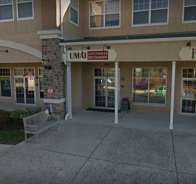 """Umai Japanese Restaurant, 4 times repeat; """"spoons stored in stagnant room temperature water at sushi station,"""" 11 other violations for Lansdale Restaurant"""