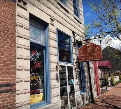 Dead mouse, 45 old mouse droppings found during inspection at US Hotel and Tavern in Hollidaysburg
