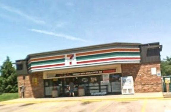 7-11 in North Wales hit with 11 violations by Health Department; Dried food residue at the nozzle area of cheese and chili dispenser , 11 violations