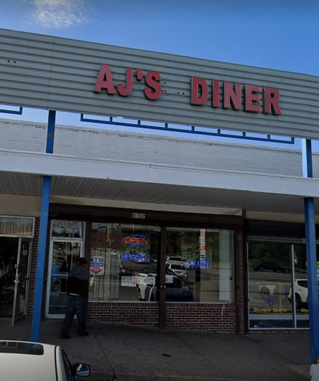 """27 violations for AJ's Diner in Wyncote in 2 inspections, """"live cat was observed inside of facility prep area. Soiled litter box and food/water bowls found inside of utility closet"""""""