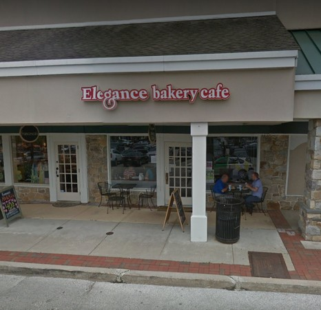 Elegance Bakery and Cafe in Paoli fouls inspection; Dough mixer observed soiled and not cleaned after use, 13 violations