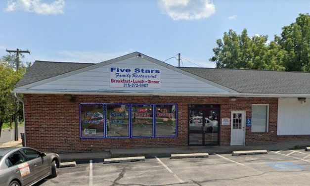 Five Star Diner Family Restaurant in Hatfield bumbles inspection; 16 violations, fails to pass 11th inspection since March 2017, Cash stored in contact with sides of clean plates