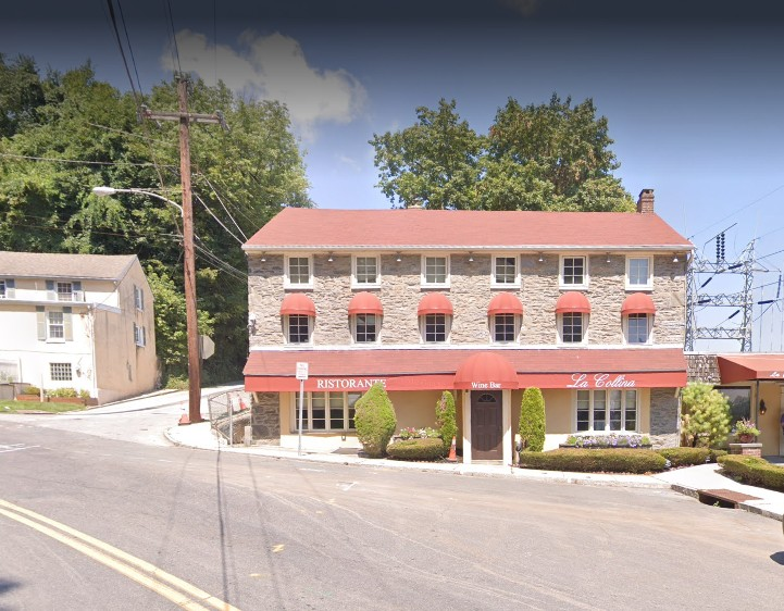 La Collina in Bala Cynwyd blows inspection; 12 violations, Soda guns and holster at bar unclean- 2 times repeat violation, No test strips to measure chlorine sanitizer