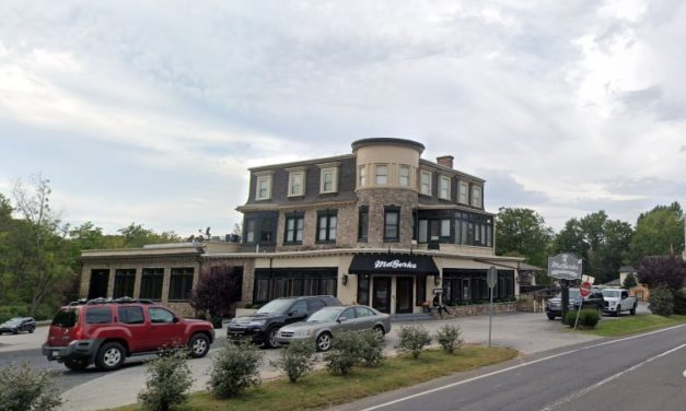 MaGerks Pub and Grill in Fort Washington fails 9th straight inspection; 14 violations, Food slicer splash guard, bulk ice machine splash guard and wait staff ice bins unclean