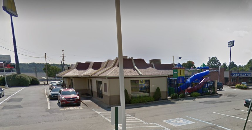Mt Pleasant McDonald's fails inspection; Dishwasher not sanitizing dishes, dish machine has excessive debris/residue build up