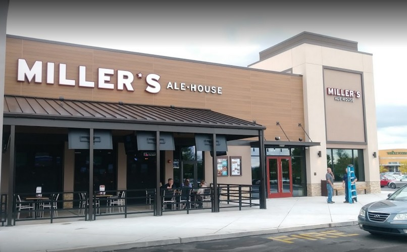 Fruit fly like insects observed at bar area; Miller's Ale House fumbles inspection with 7 violations