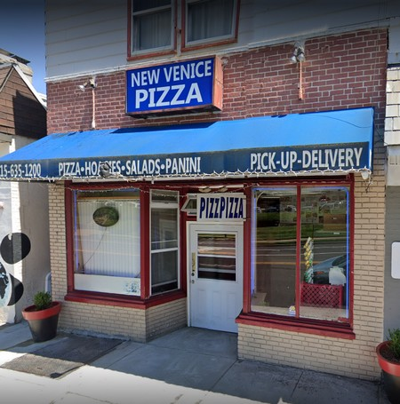 """New Venice Pizza in Elkins Park hit with 22 violations; """"Employee dentures and denture cream on prep table in kitchen"""""""