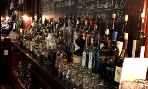 Roots Real Food Real Beer in East Norriton fouls inspection; Chlorine level at bar glass ware dish machine not able to sanitize correctly, interior back of ice machine at bar unclean