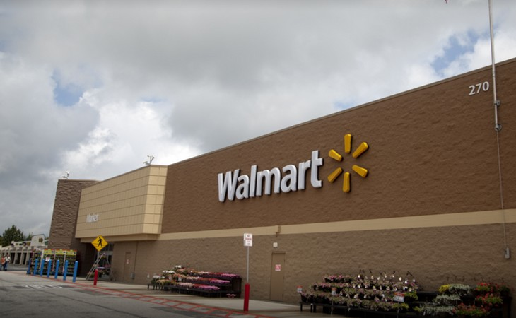 "Read statement; Walmart announces ""health ambassadors"" with black shirts to enforce mask wearing in stores"
