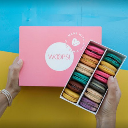 Woops Macaron & Cookies – King of Prussia Mall closed after Health Department finds no hot water at hand sinks