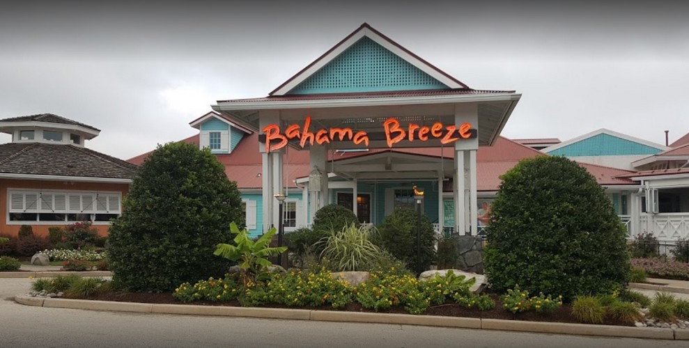 Bahama Breeze in King of Prussia fouls inspection; Dead roach like insects observed in deck area, 14 violations