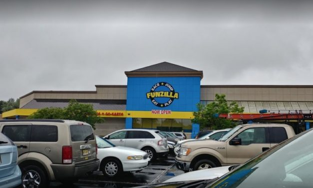 "Funzilla in Fairless Hills hit following inspection for, ""A pink, mold-like substance is present on the baffle within the ice machine"" a food borne risk factor violation"