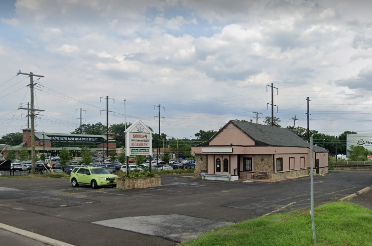 Levittown's Sofra Mediterranean Restaurant fumbles 16th straight inspection; Raid stored with food products inside front room stainless steel storage cabinet